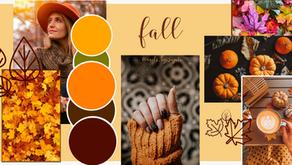 9 Charming Nailart Ideas For Fall