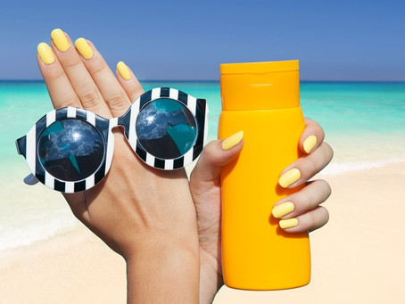 Top 15 Summer Nail Art Ideas For That Vacay Mood