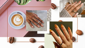 Ok But First Coffee... Nail Art