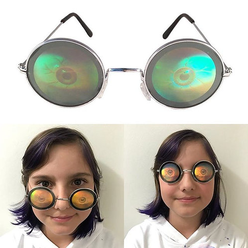 Holographic Glasses