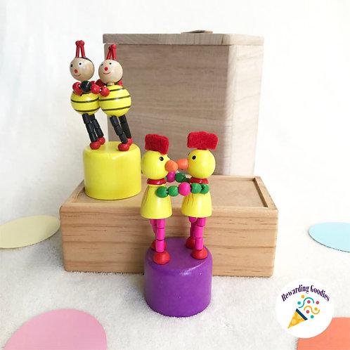 Push-up Toy