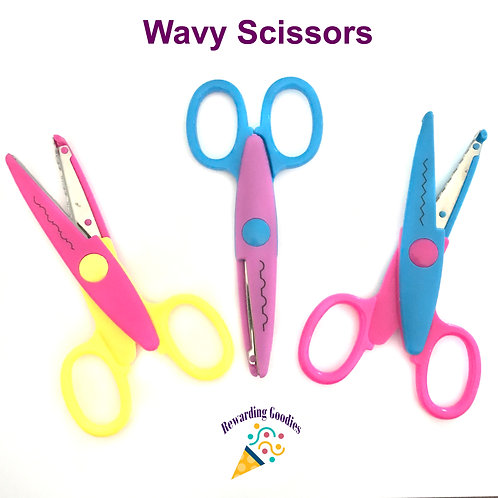 Wavy Scissors