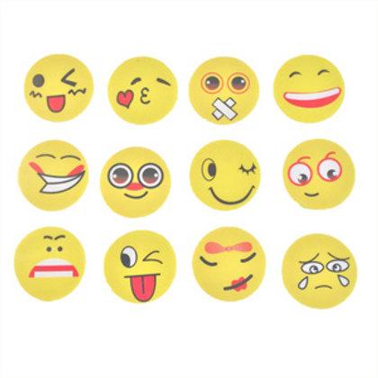 Pack of 10 Emoji Erasers