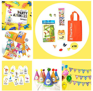 Animal Theme Party Competition