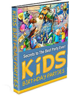 secrets to the best kids party