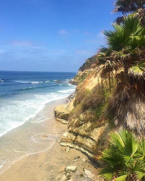 Swamis beach Encinitas