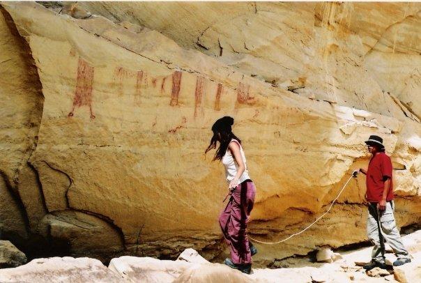 Utah Canyon lands