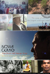 Drum will never stop, film poster