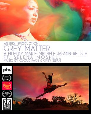 Grey Matter, film poster