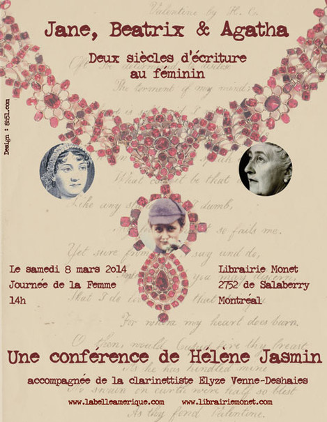 Lecture, poster