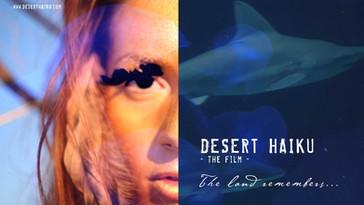 Desert Haiku, film postcard