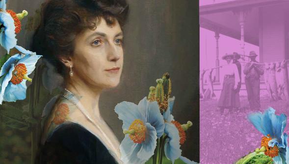 Elsie Reford, promo material
