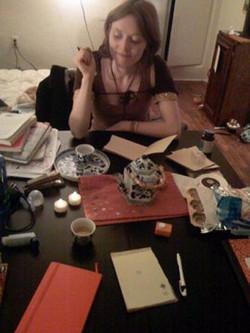 brainstorming avec myriam