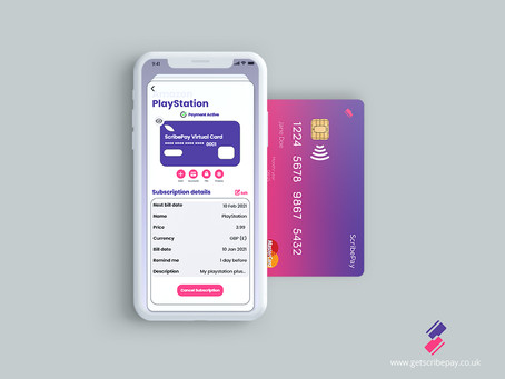 An exclusive insight into paying with virtual cards