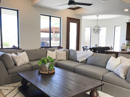 A BRIGHT, MODERN FAMILY SPACE