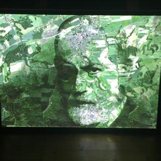 """Freud in Moldavia"" lightbox 124x99 limi"