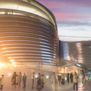 Expo 2020 Dubai-Mobility
