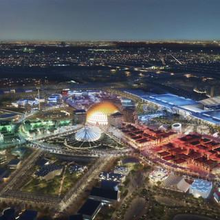 Expo 2020 Dubai-Pullout