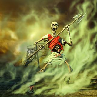 skeleton defender