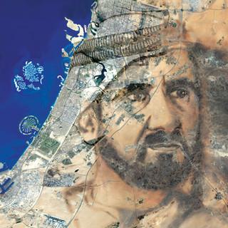 Sheik Mohammed bin Rashid  Al Maktoum in Dubai (2017)