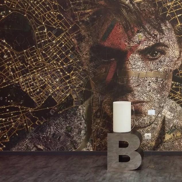 Bowie wallpaper