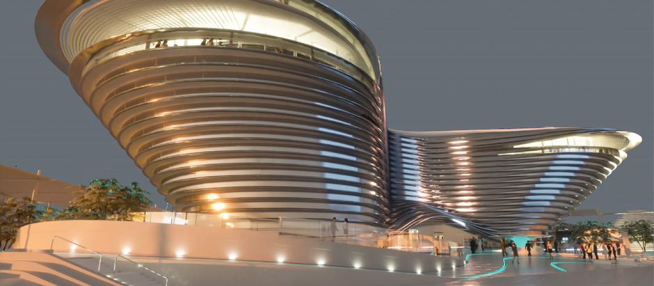 Expo Dubai 2020, in collaborazione con Antonio Saccomanno e JJ Agency di Dubai, le animazioni!