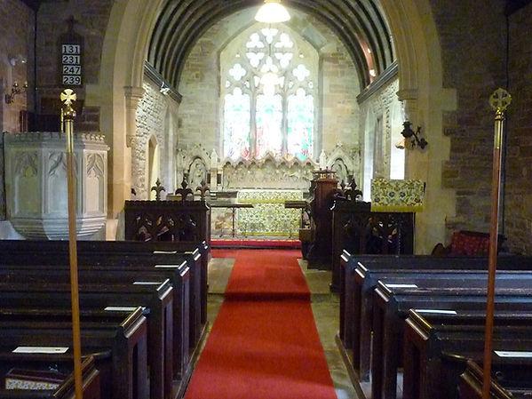 Inside View to Altar .JPG