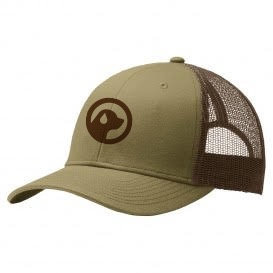 BROWN AND OLIVE LOGO ONLY