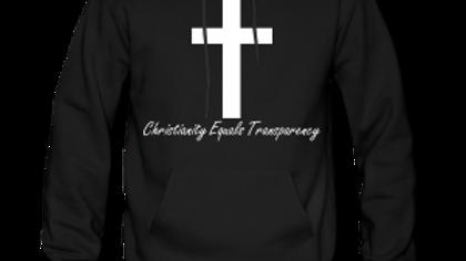 Christianity Equals Transperancy Sweatshirt