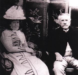 Charles et Claire Huon de Penanster