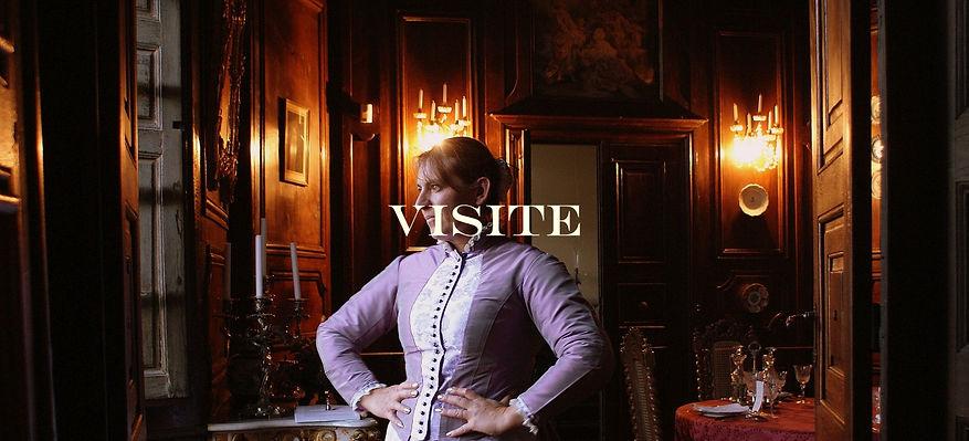 Visite château de kergrist