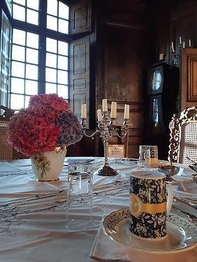 salle à manger historique