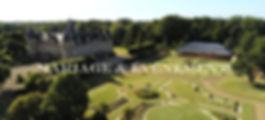 Orangerie châyeau de Kergrist