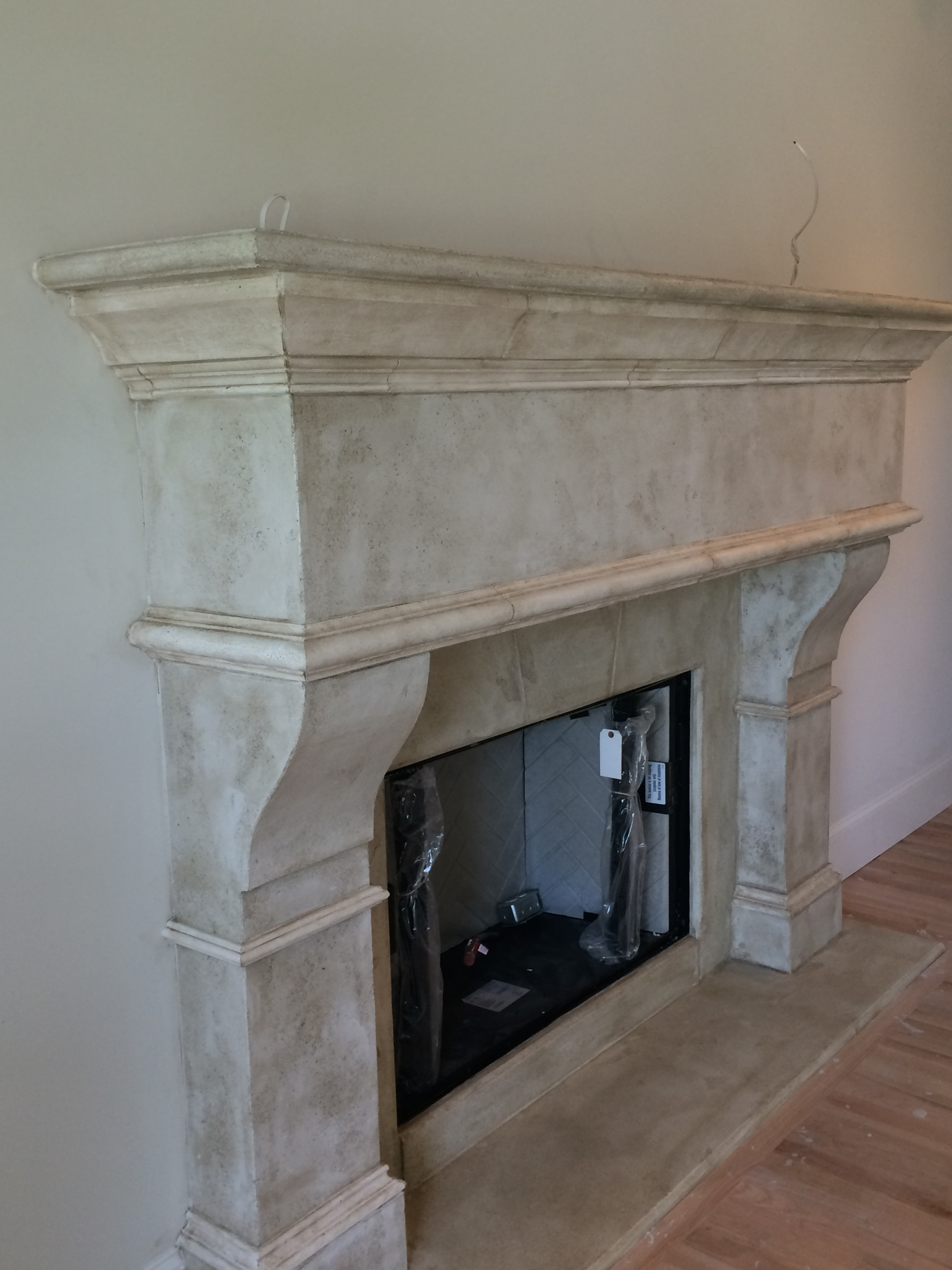 Custom Fireplace Surround Chattanooga