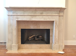 Stone Fireplace Chattanooga