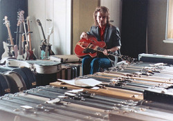 GB John Entwistle guitars