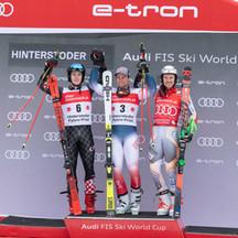 AUDI-FIS Ski-Weltcup Hinterstoder 2020 I Riesenslalom