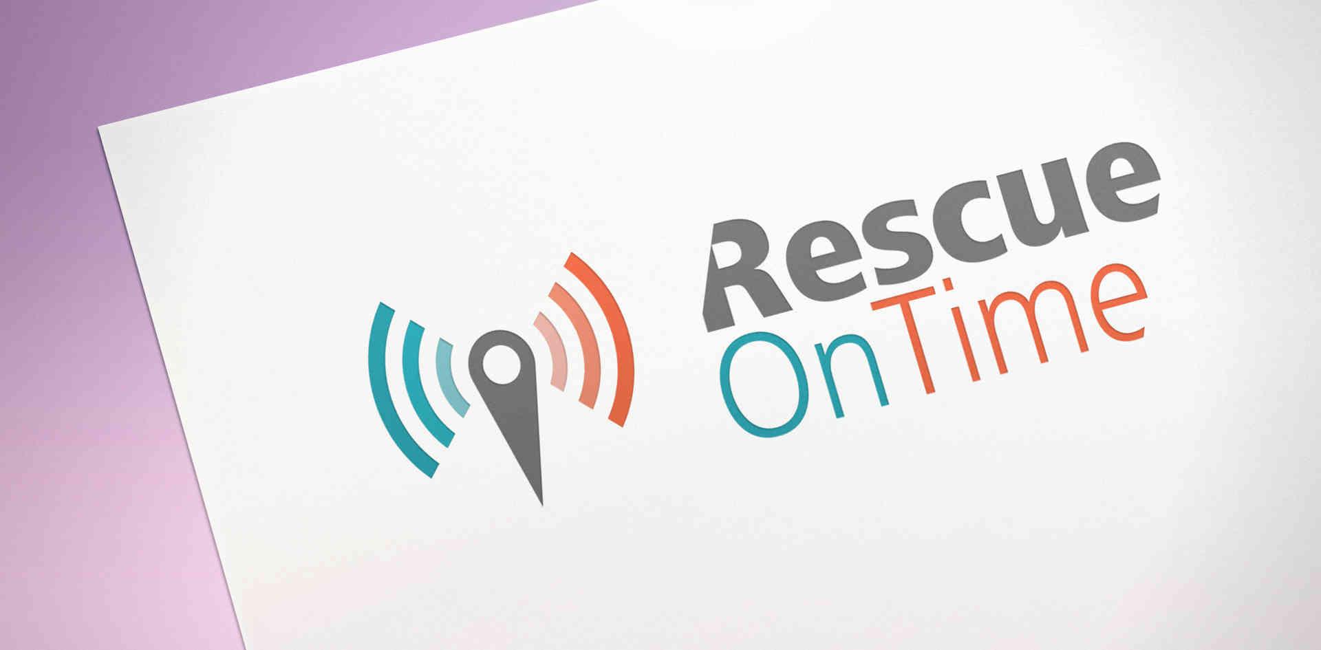 Logotipo - Rescue On Time