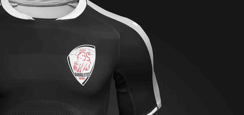 Escudo de futbol - Barriletes