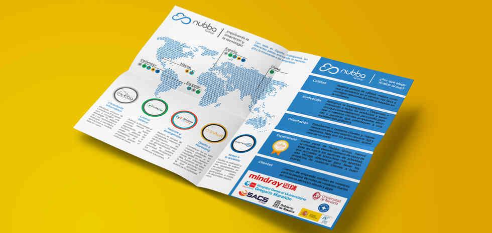 Infográfia - Nubba Group