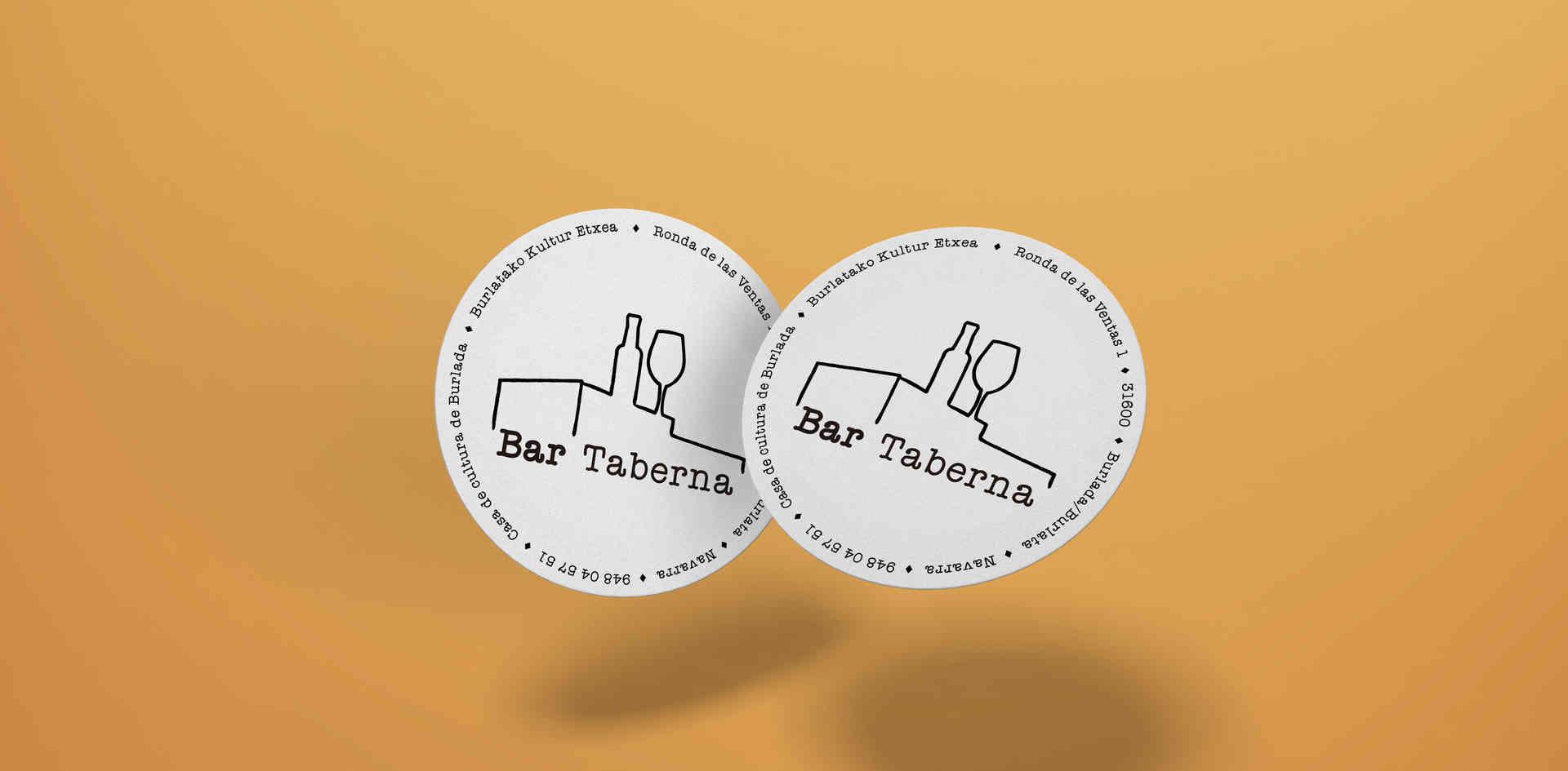 Logotipo - Bar casa de cultura Burlada