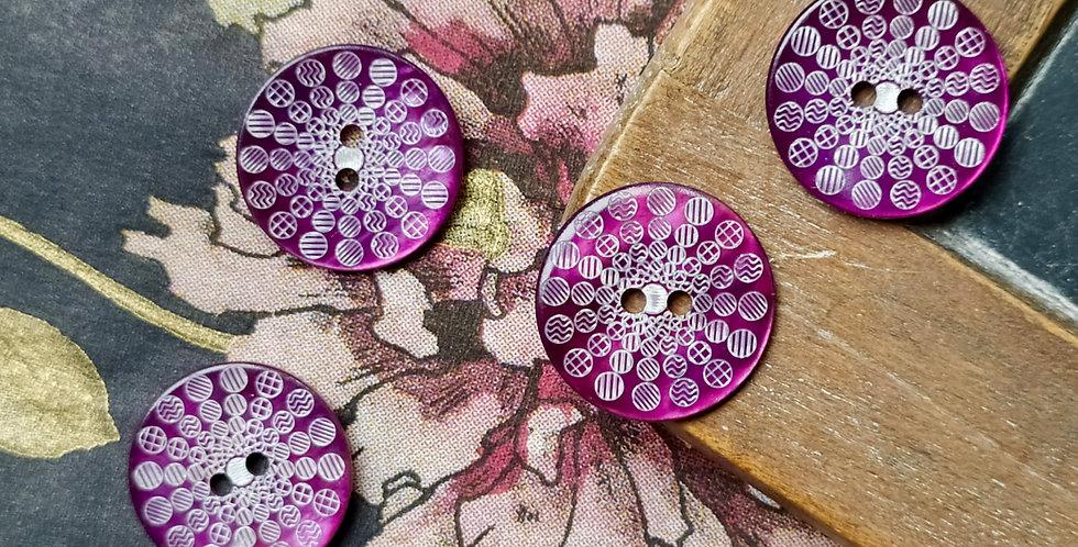 Étoilé violet