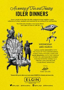 Idler Dinners Poster