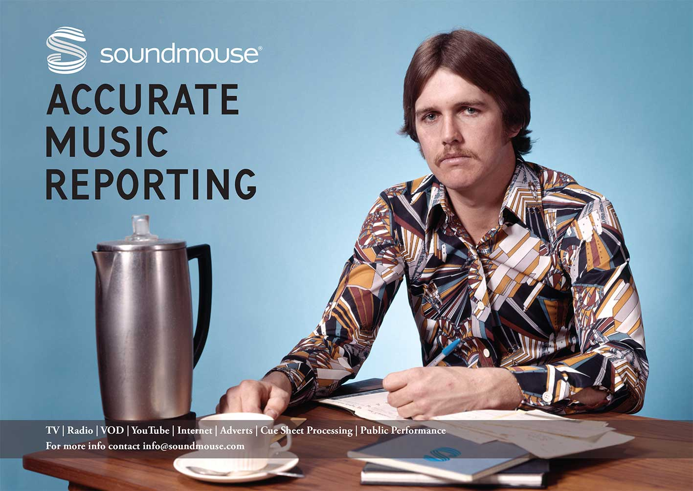 SoundMouse CISAC 19