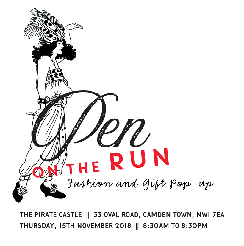 Pen on the Run