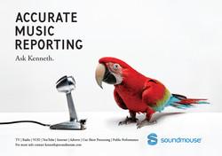 Soundmouse - CISAC Ad 18