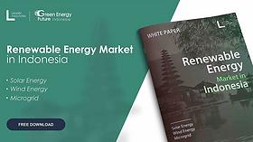Renewable Energy Market in Indonesia
