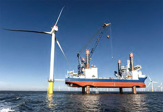 Employing Various Solutions to Support Grid Connection of Wind farms: Energy Storage, Hydrogen, On-Site Corporate Procurement