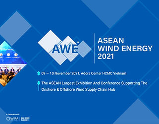 ASEAN Wind Energy 2021 (Part of Vietnam Clean Energy Week)