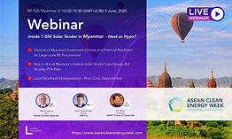 RE-Talk ASEAN: Inside 1GW Solar Tender in Myanmar